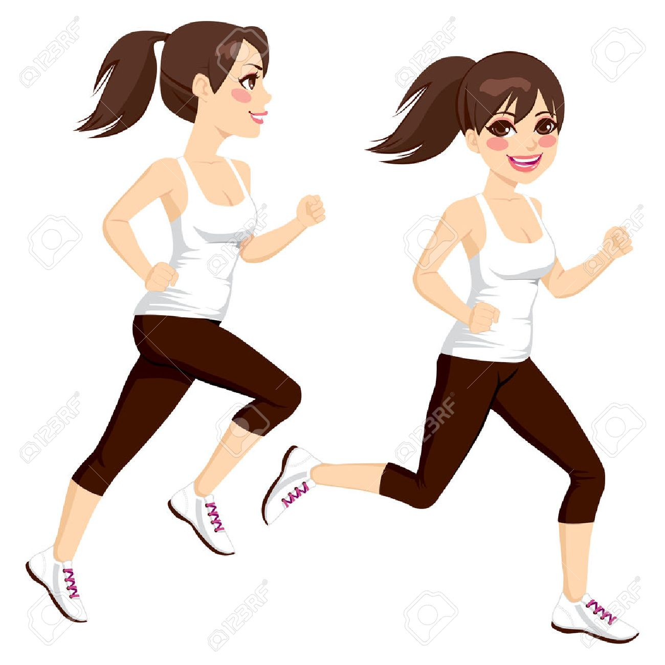 Image result for images for jogging and sitting on a bench cartoon