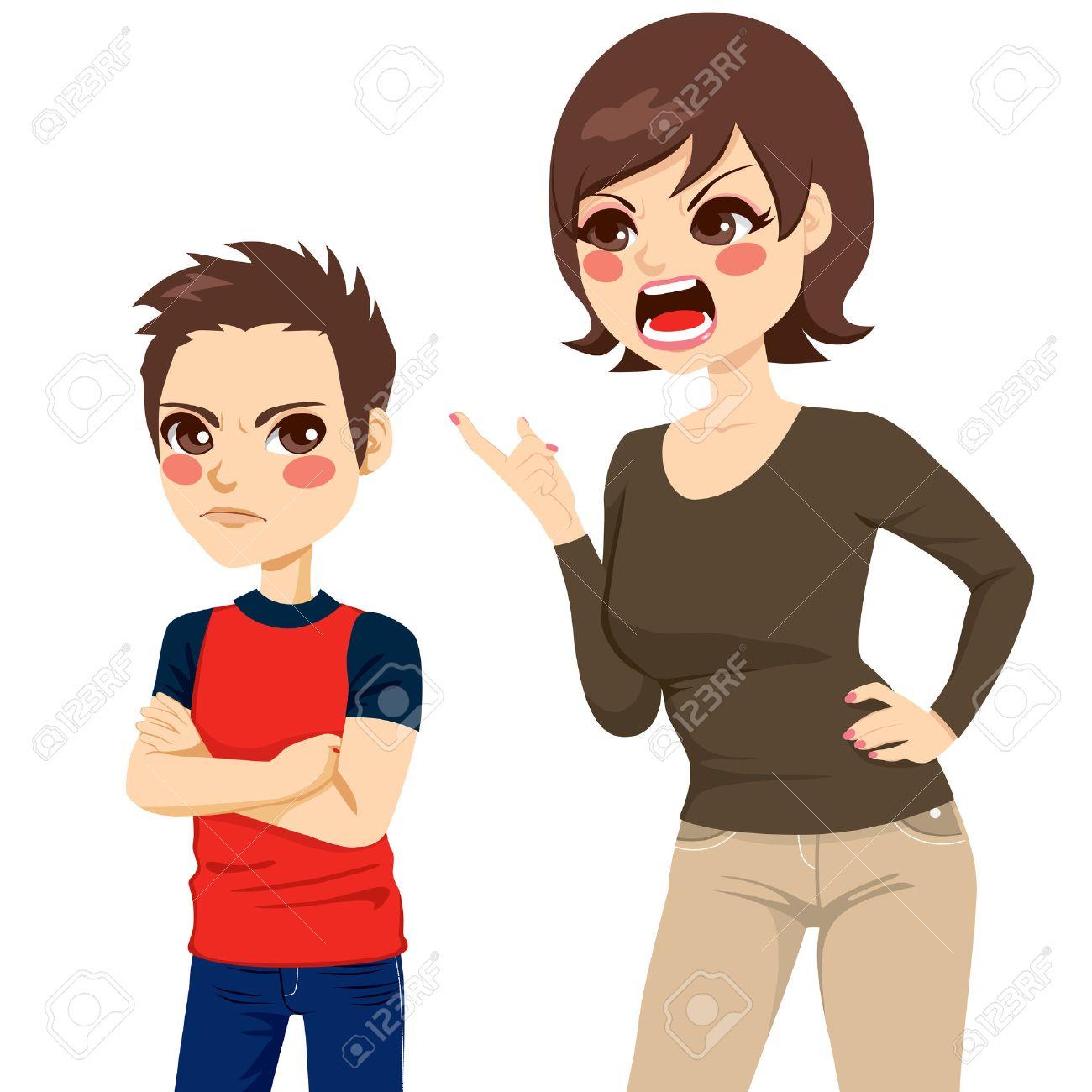 böse Mutter Bilder