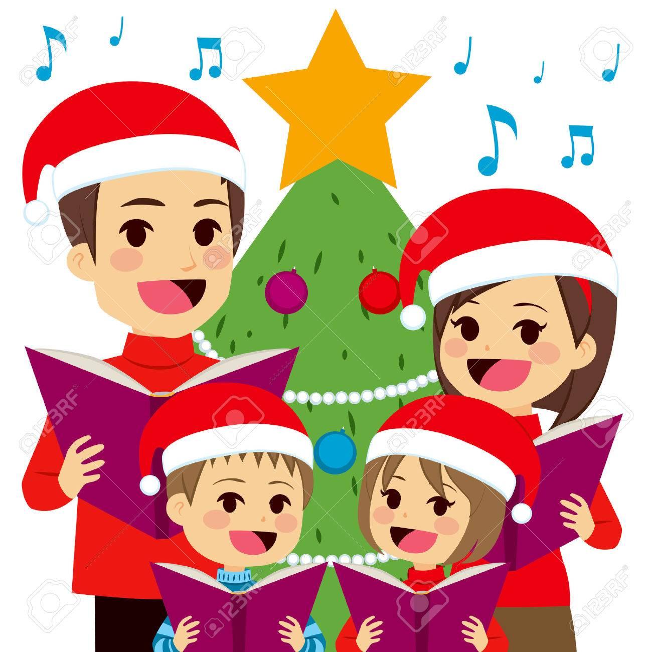Weihnachtslieder Zum Singen.Stock Photo