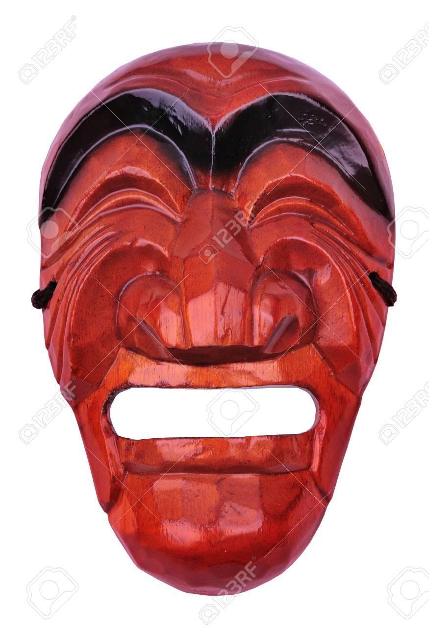 korean traditional male mask Stock Photo - 4223825