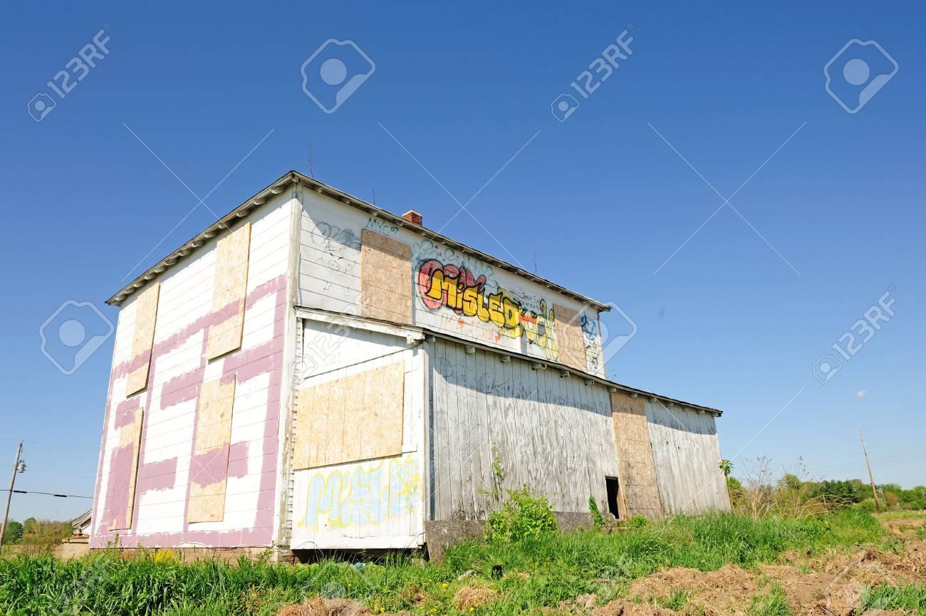 abandoned house Stock Photo - 6902531