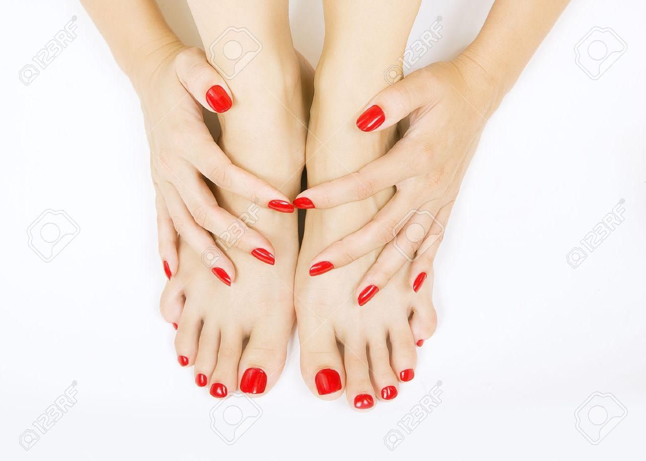 Handinnenflächen ursache rote Brennendes Gefühl