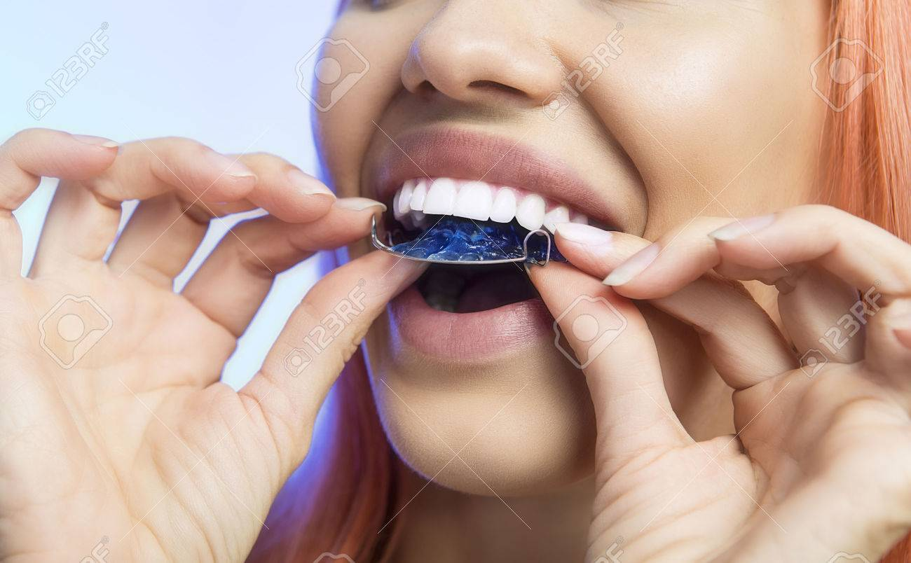 An orthodontist dentist that makes the methods of correcting the wrong bite 21