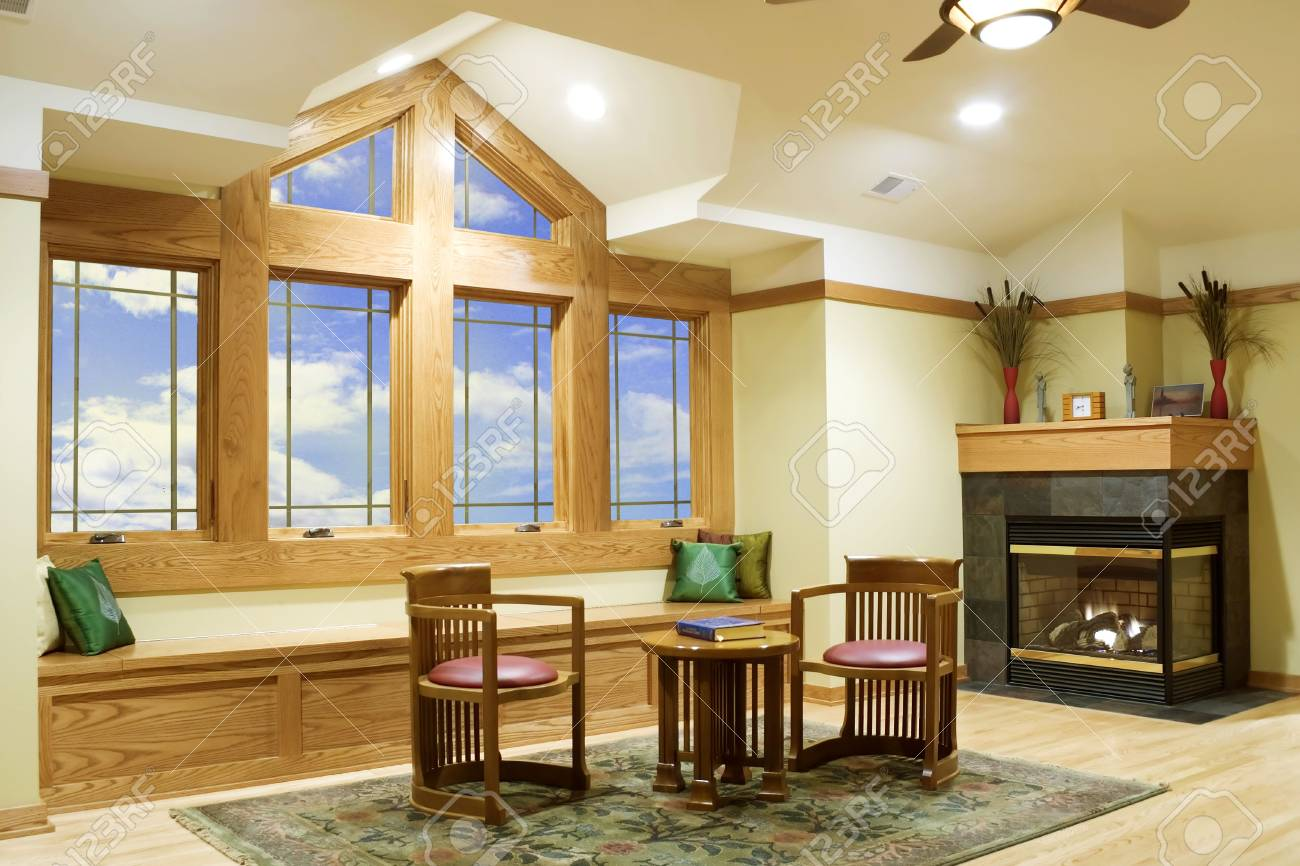 Living Room Stock Photo - 2419888