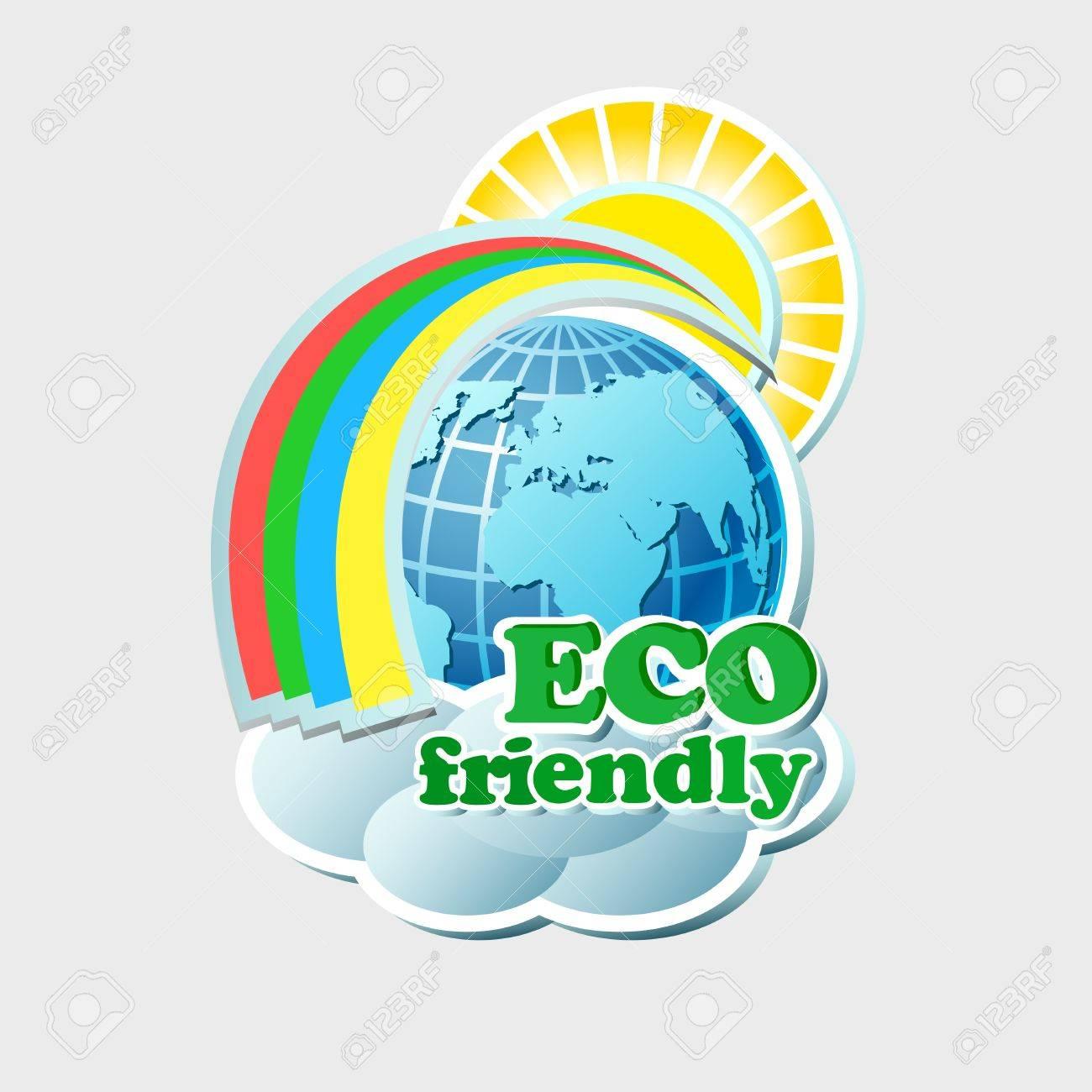 Environmental concept Stock Vector - 15085015
