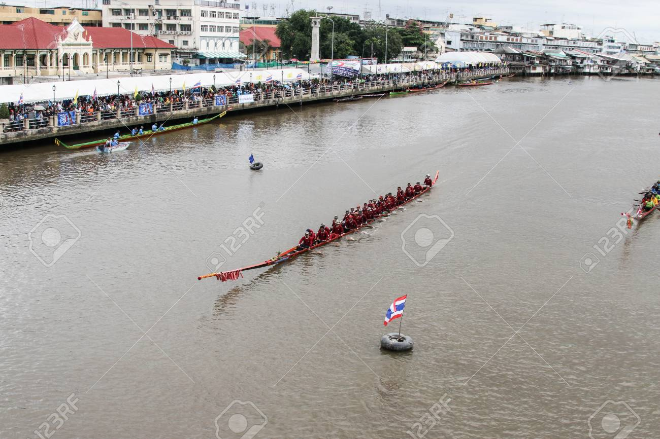 Rowing Regatta The regatta, which requires more power  And the