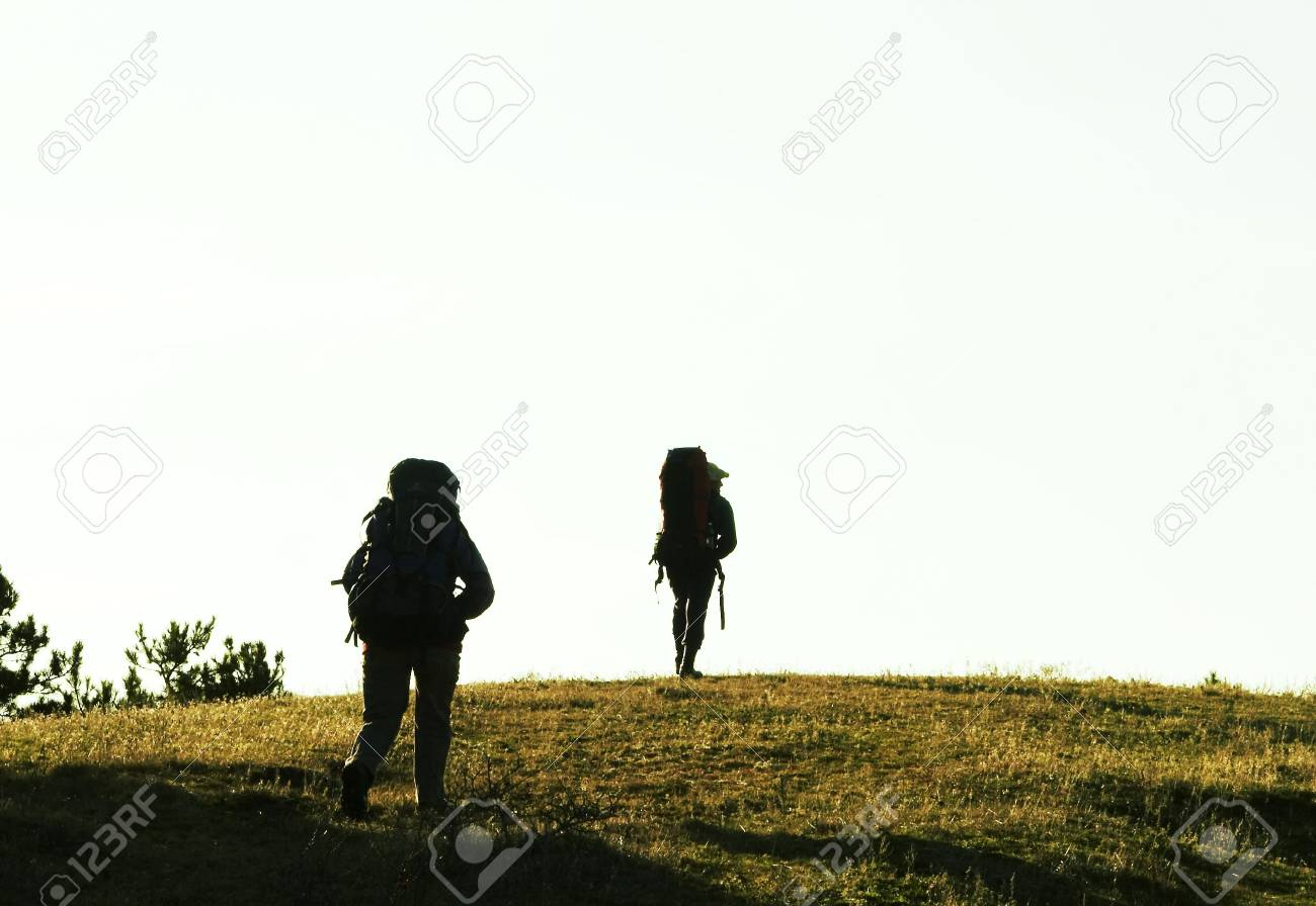 Trekking in the Crimea Stock Photo - 655125