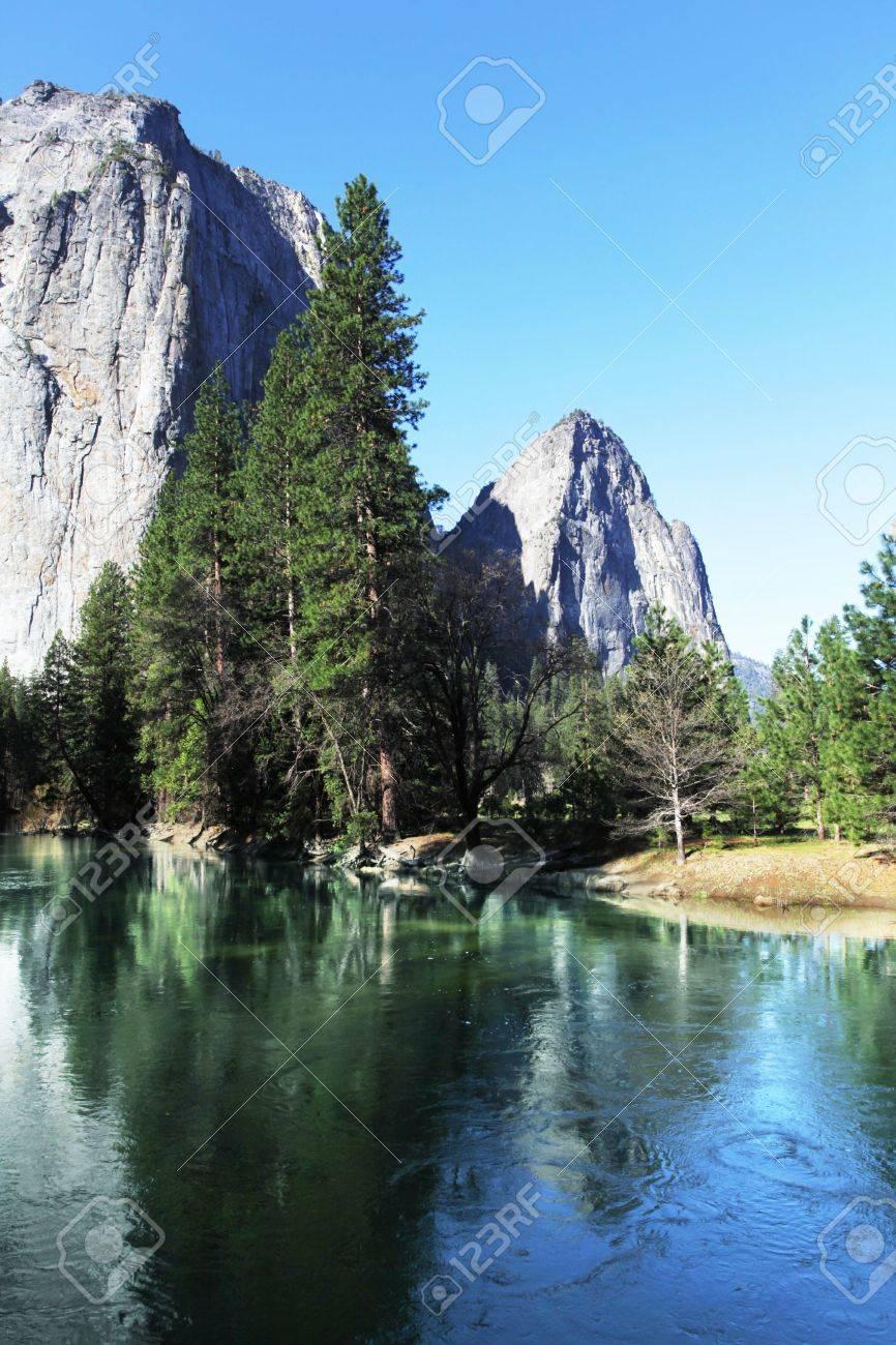 Yosemite Stock Photo - 5267128