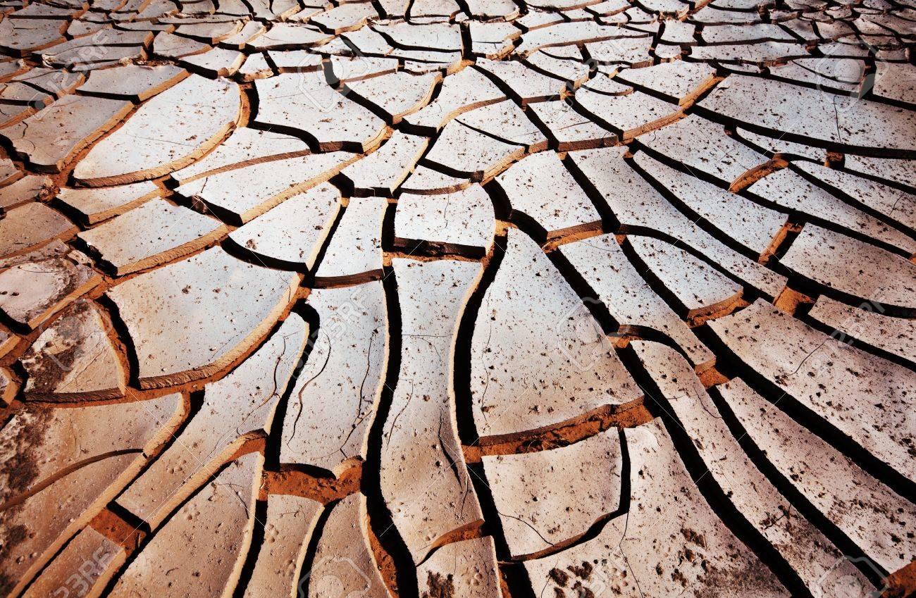 Drought land Stock Photo - 7679492