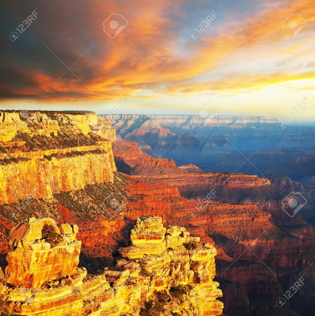 Grand Canyon Stock Photo - 8603798