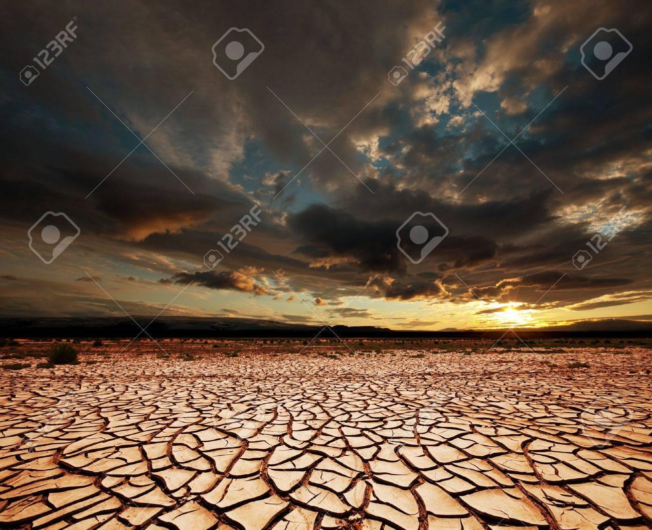 drought land Stock Photo - 10491447