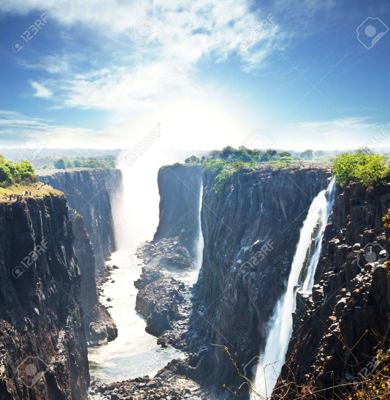 Victoria waterfall - 11377150