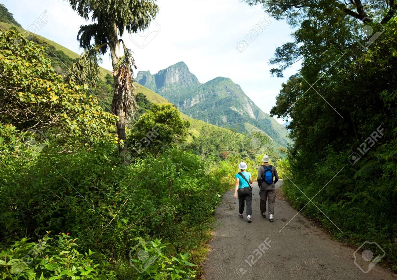 hike on Sri Lanka - 13302015