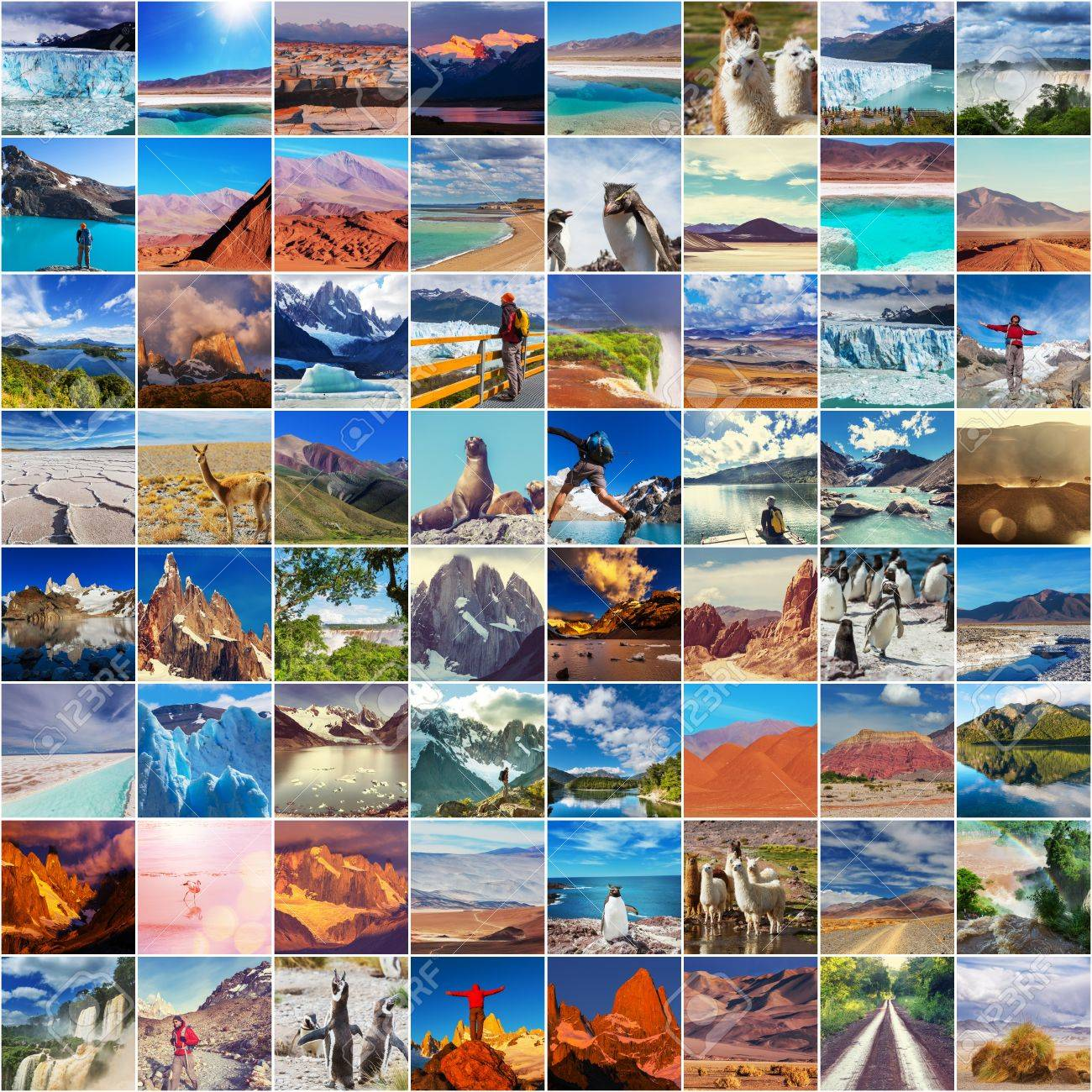 Argentina Travel Collage Stock Photo Picture And Royalty Free Image Image 37304183