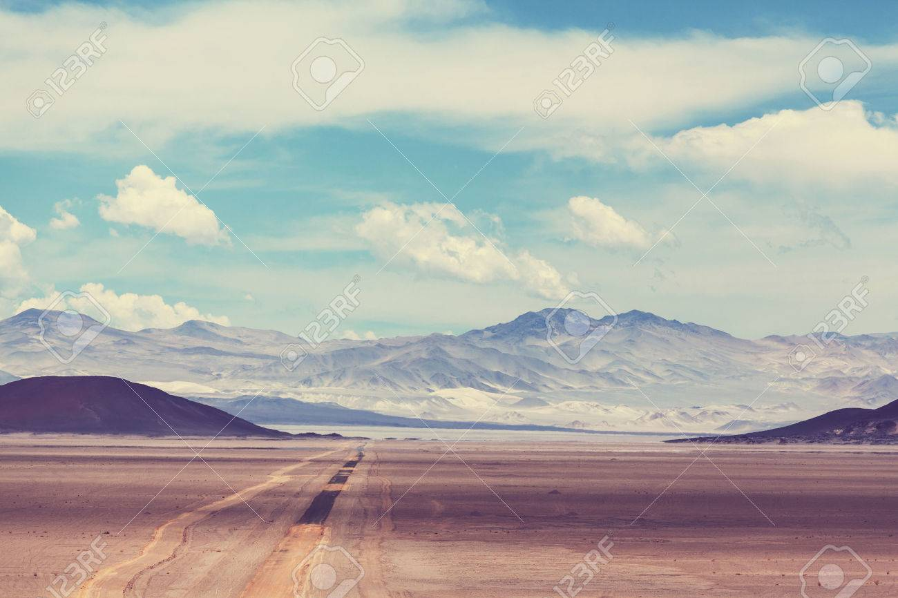 Landscapes of Northern Argentina Stock Photo - 39645155