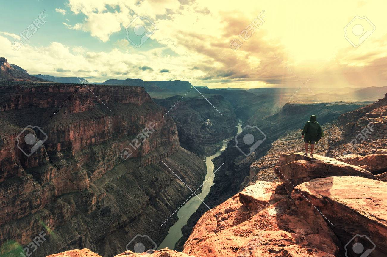 Grand Canyon landscapes Stock Photo - 49429525