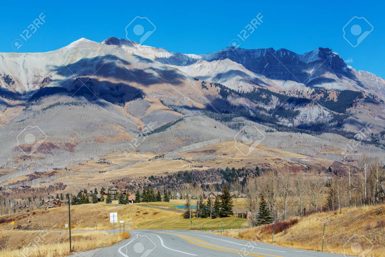 コロラド州ロッキー山脈、コロラ...