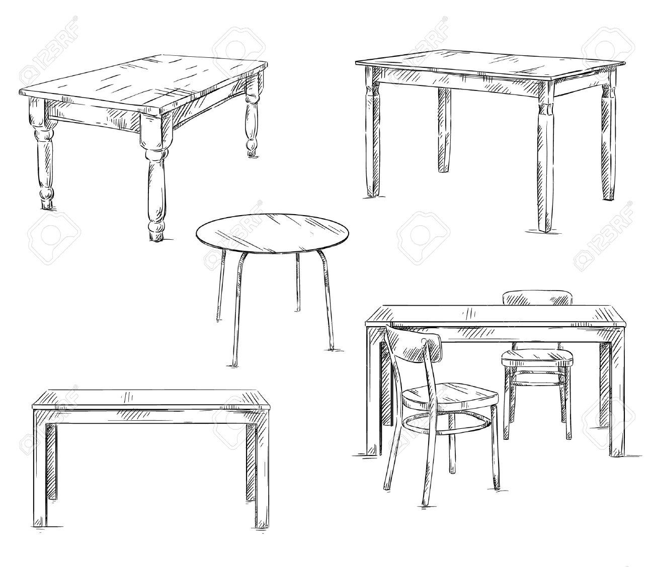 Tisch gezeichnet  Kamenuka #1 Foto Royalty Free, Immagini, Immagini E Archivi ...