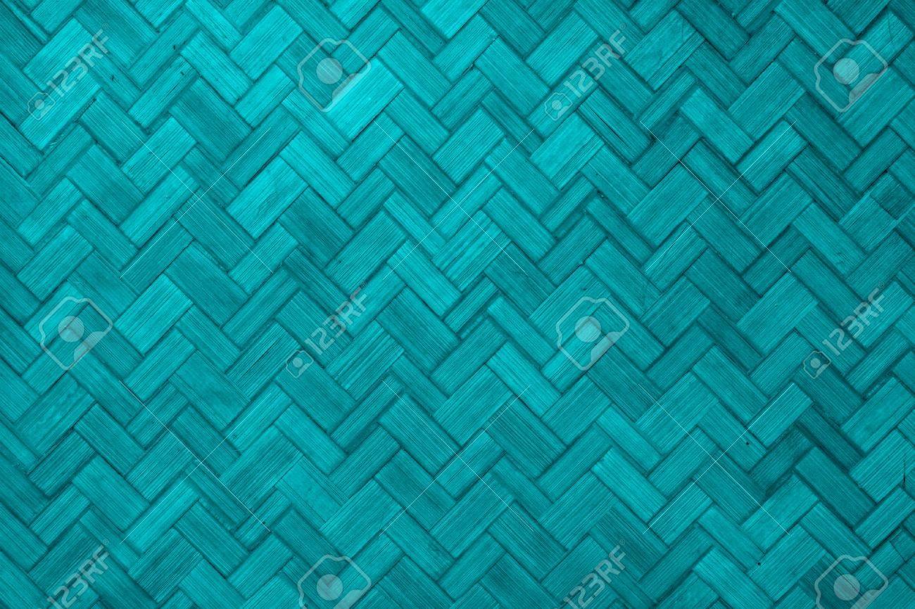 Textur Der Farbe Hellblau Farbe Weben Wand Für Hintergrund