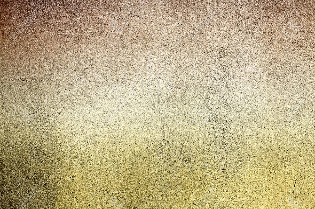Grunge Cement Wall Color Pink Yellow Can Be Used As Background Stock ...