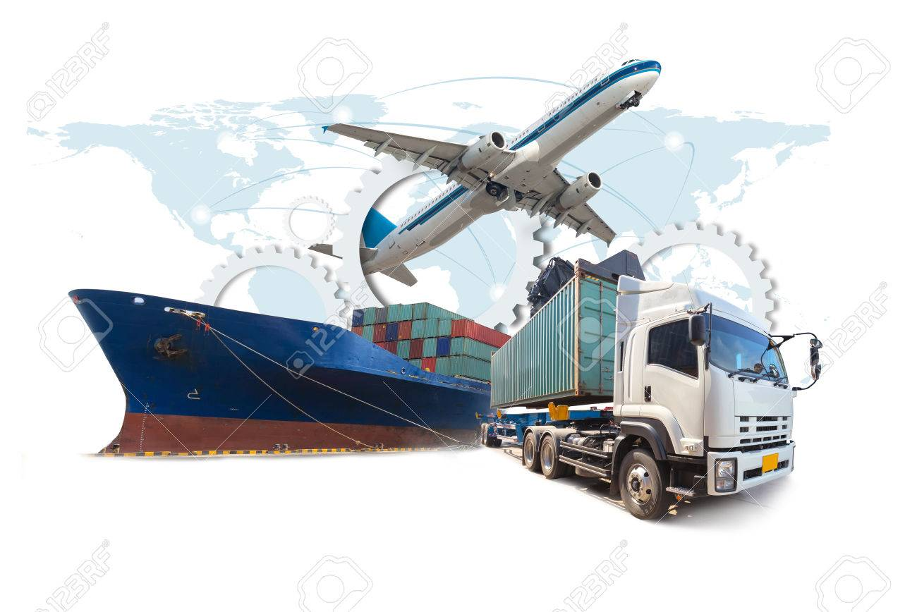 supply chain management logistics Import Export - 60073063