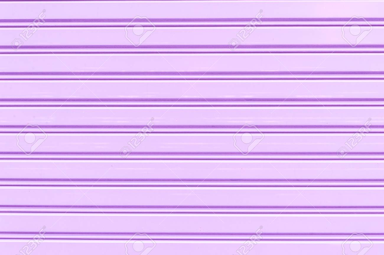 Light Purple Wall Container Texture Background Can Be Use As