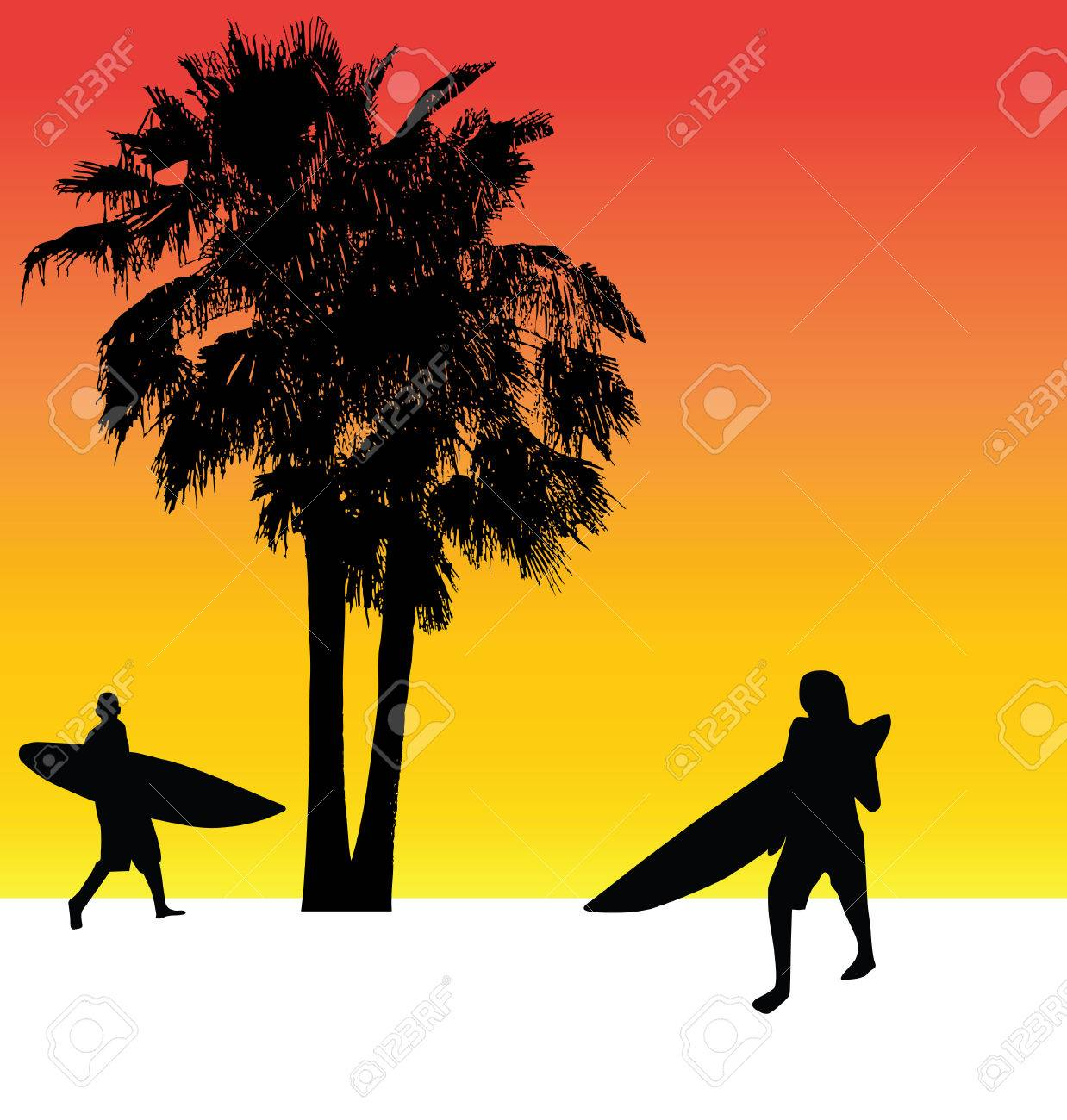 surfers paradise Stock Vector - 1695680
