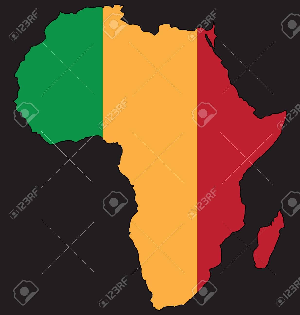 アフリカ連合 ロイヤリティフリ...