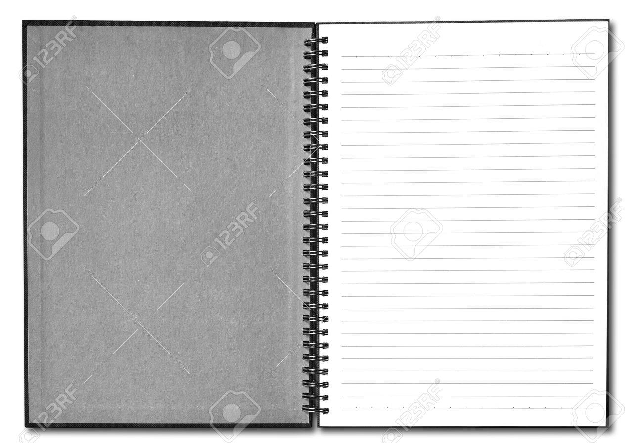 notebook Stock Photo - 9702583