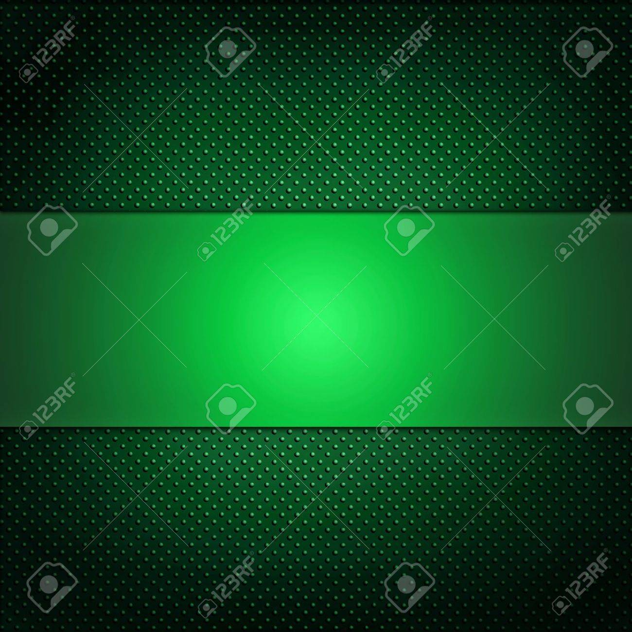 illustrate of green grill texture background. Stock Photo - 9850630
