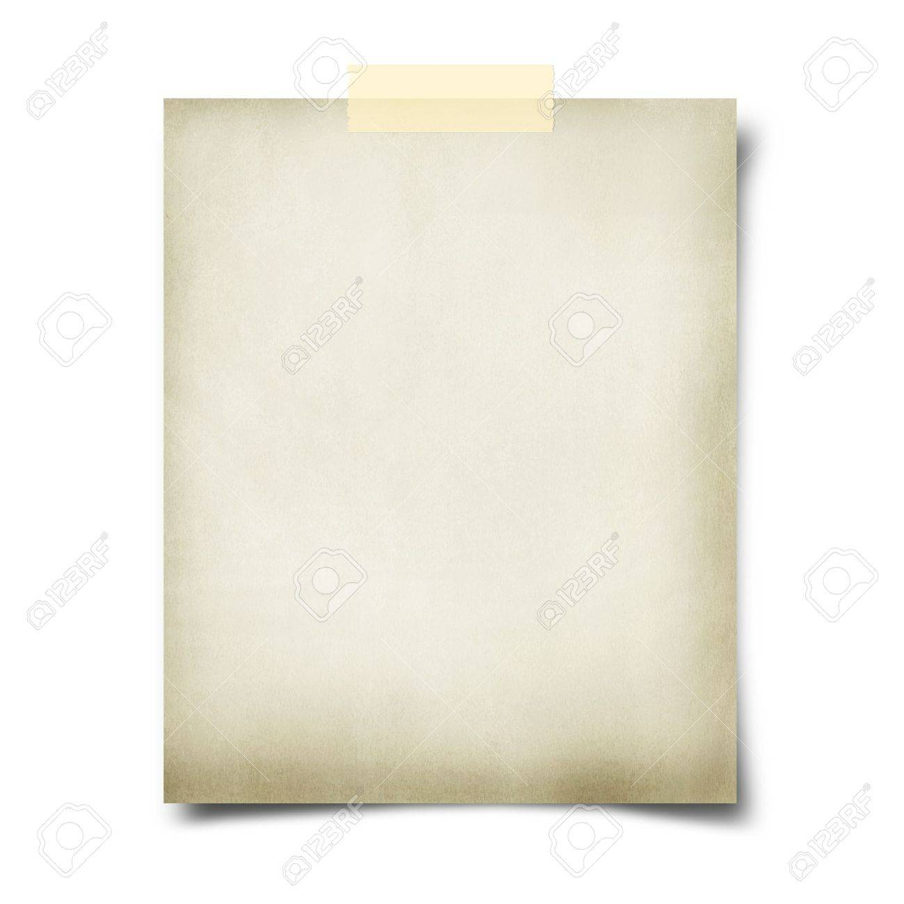 note paper Stock Photo - 10090095