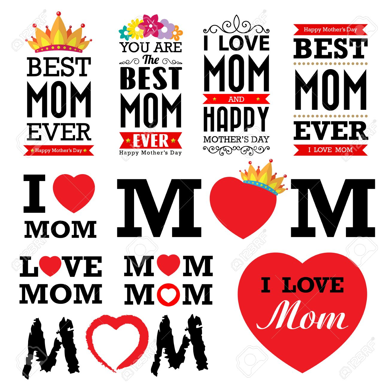 Happy Mother\'s day signs - 39508649