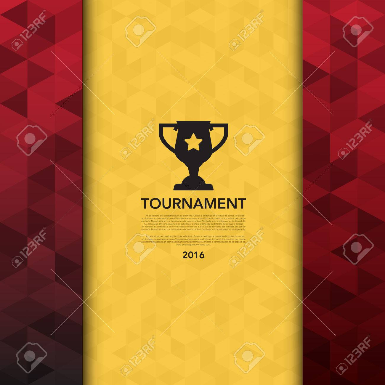 Soccer ( football ) tournament background - 58179664