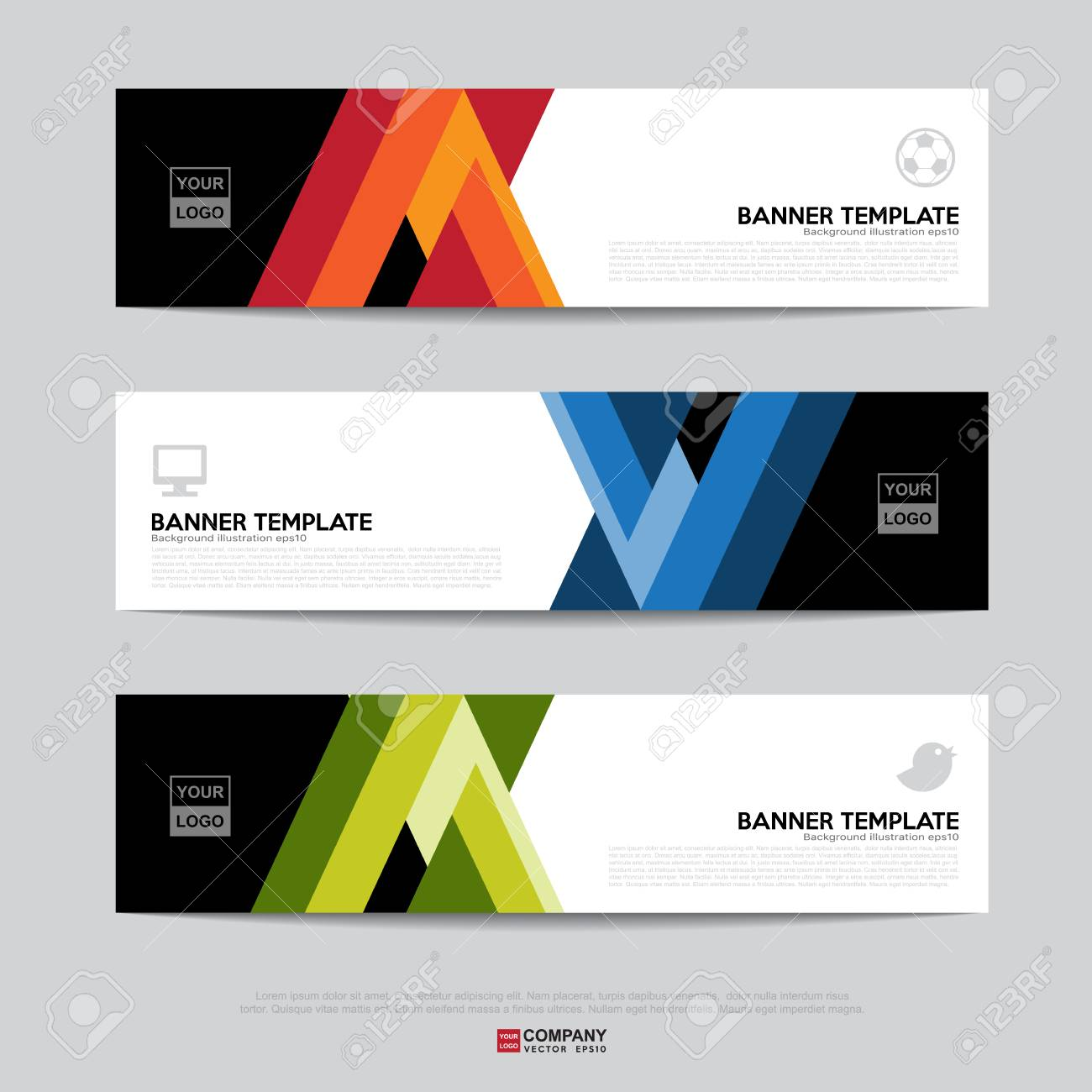 Design of flyers banners brochures and cards templatebanner design of flyers banners brochures and cards templatebanner design for business presentation accmission Gallery