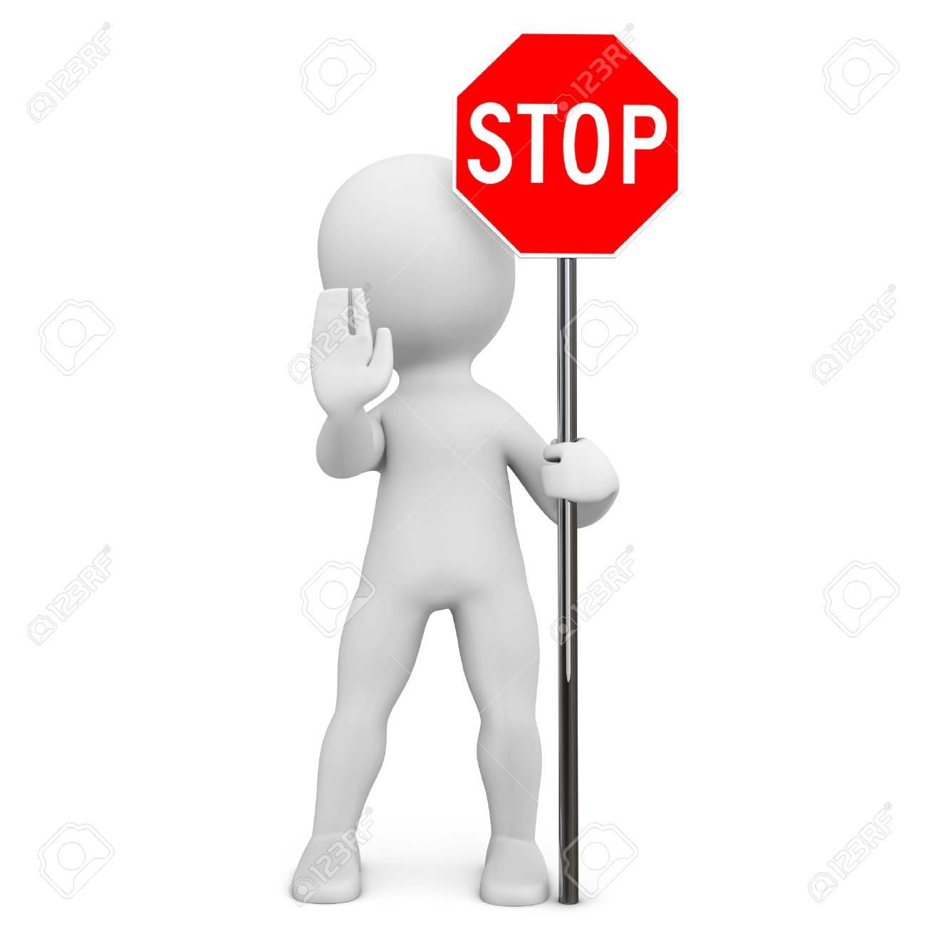 Pepe Stop Stock Photo - 13564160