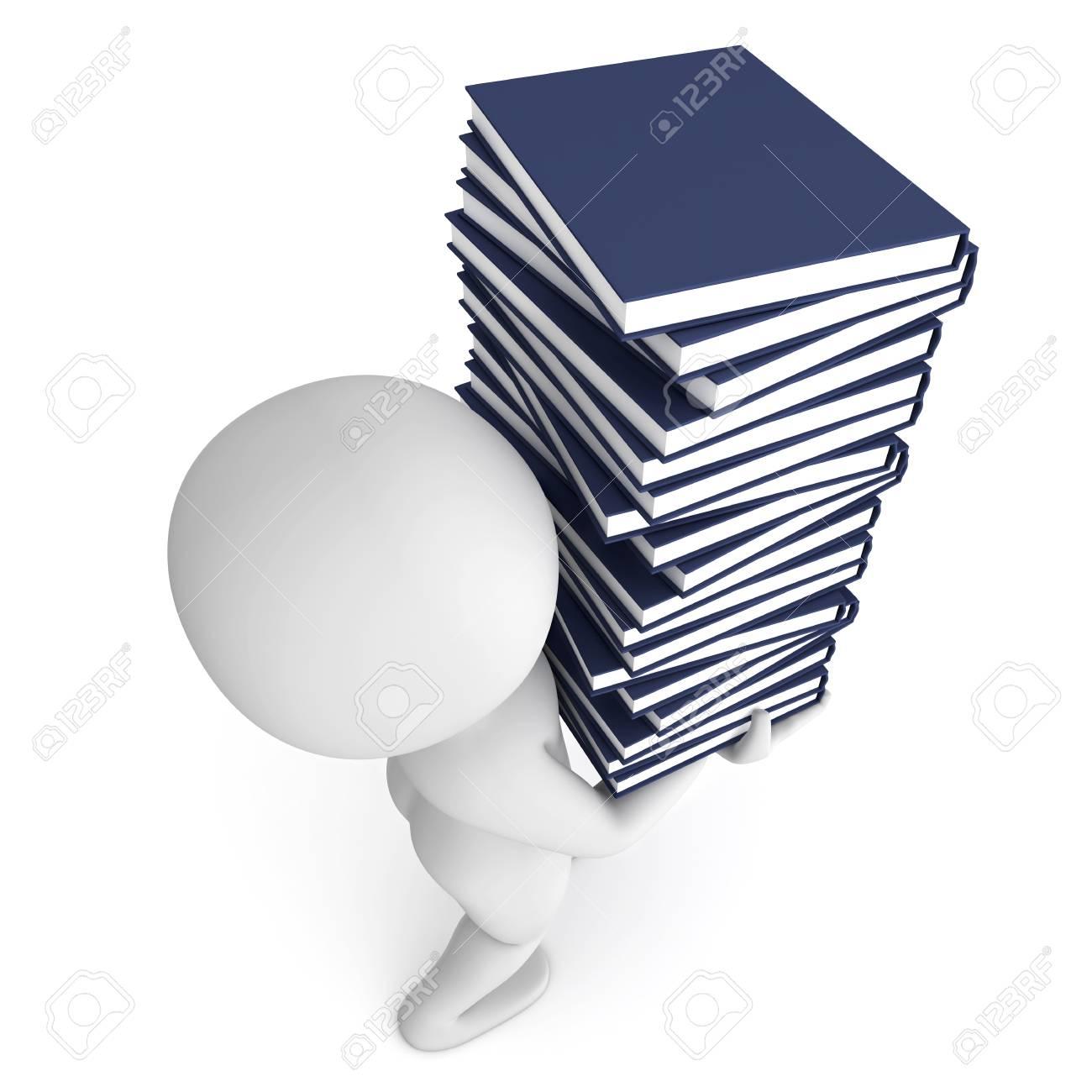 pile of books Stock Photo - 13564169