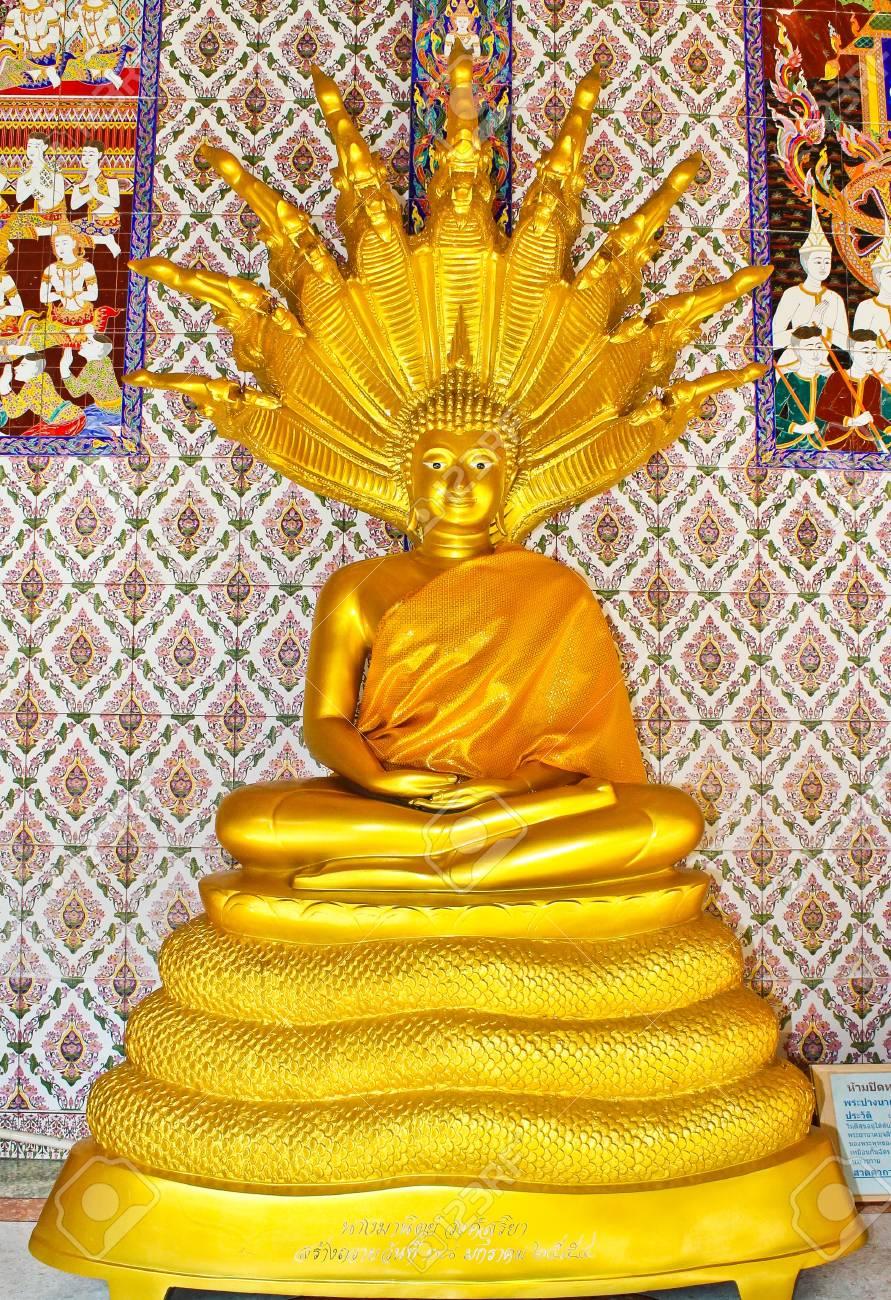 Buddha in Thailand Stock Photo - 12650867