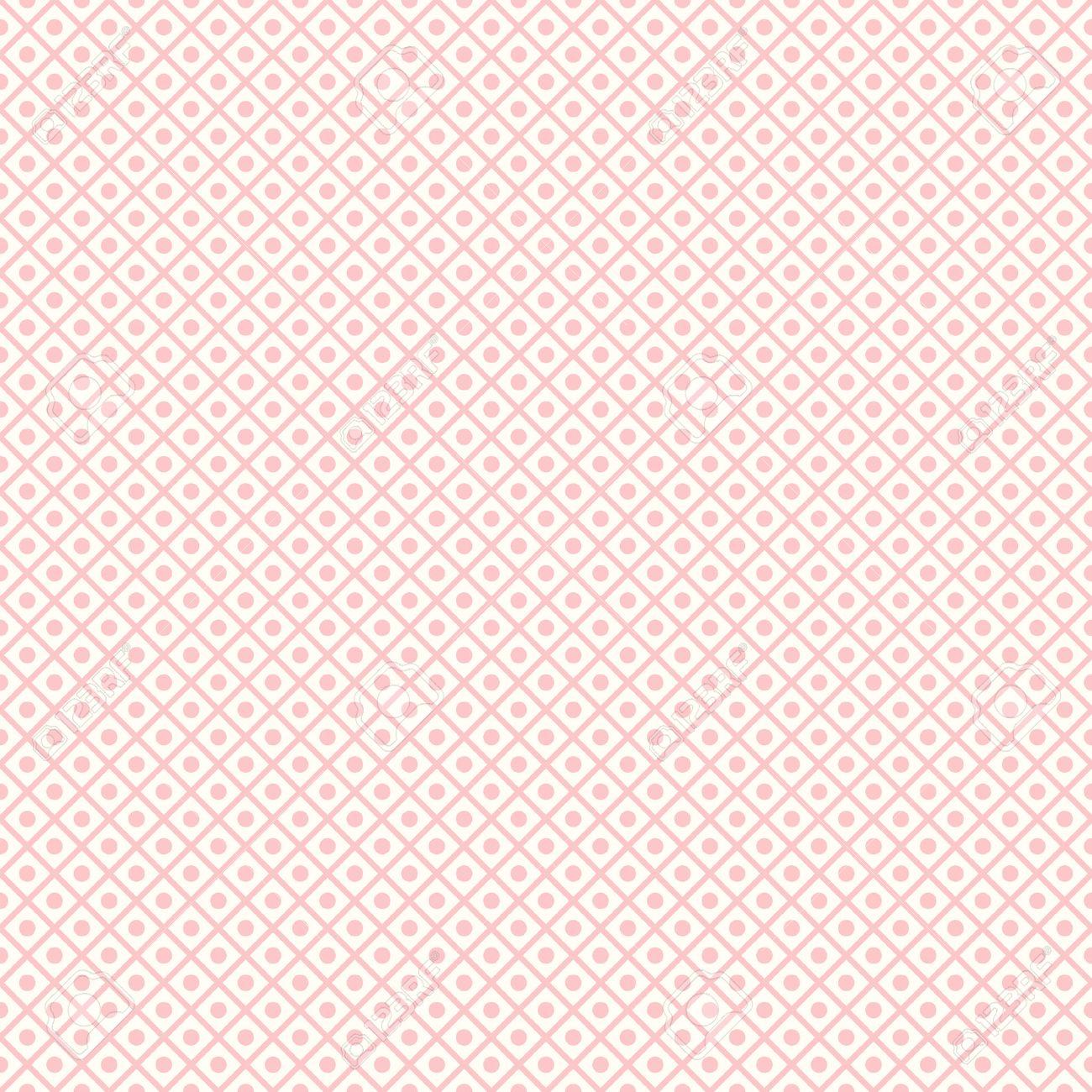 Pastell Retro Vektor Nahtlose Muster Fliesen Endless Textur Kann Fur