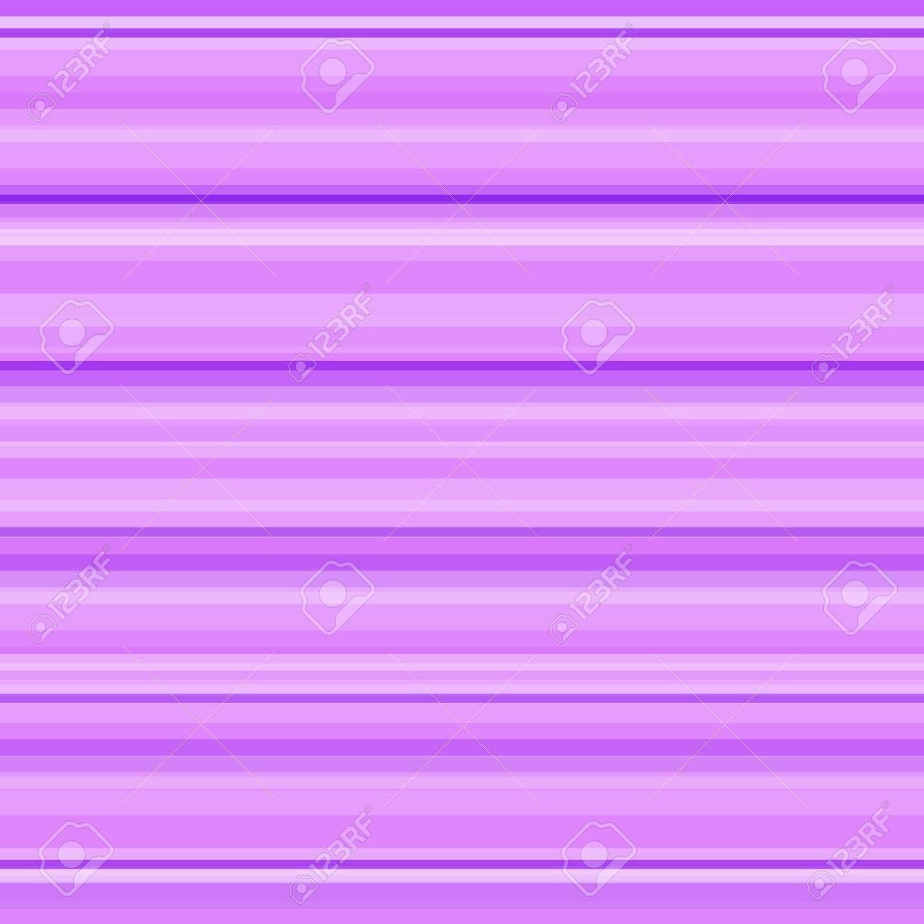 抽象的な縞模様の壁紙 かわいいデザインのベクトル イラスト ライト紫の色です シームレスな水平の背景 のイラスト素材 ベクタ Image