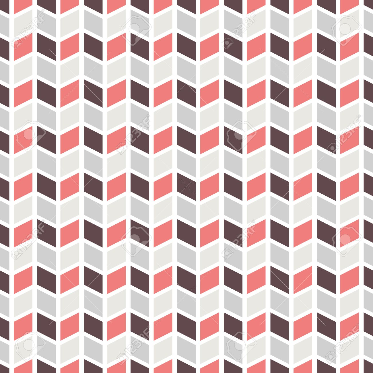 Geometric Pattern Tiling Vector Seamless Abstract Vintage.. Royalty ...