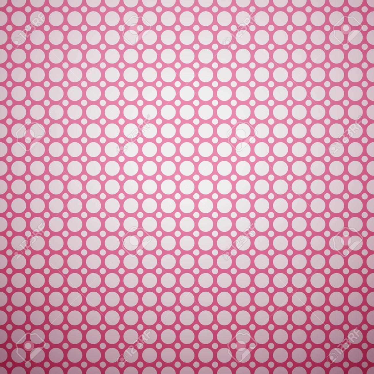 vector patrn de hermosos azulejos colores blanco rosa y textura sin fin para la impresin sobre with azulejos rosas - Azulejos Rosa