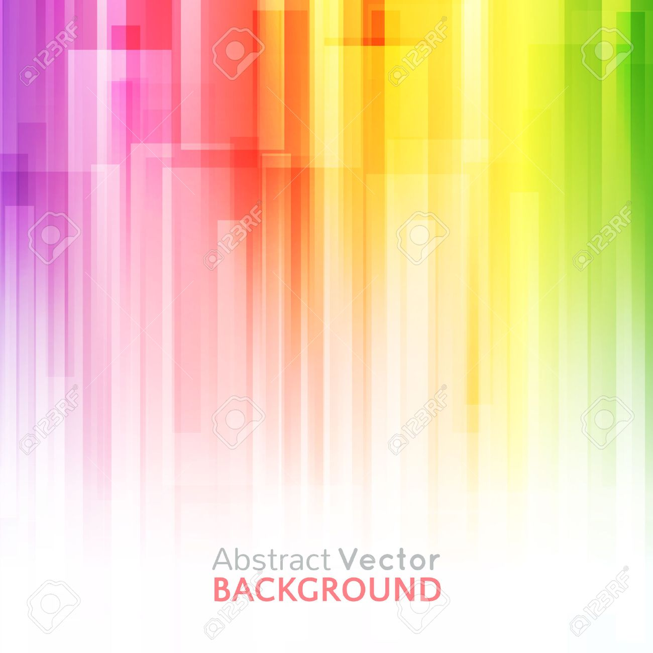 Abstract bright background vector illustration for modern design abstract bright background vector illustration for modern design spectrum rainbow colors stripe border stopboris Gallery