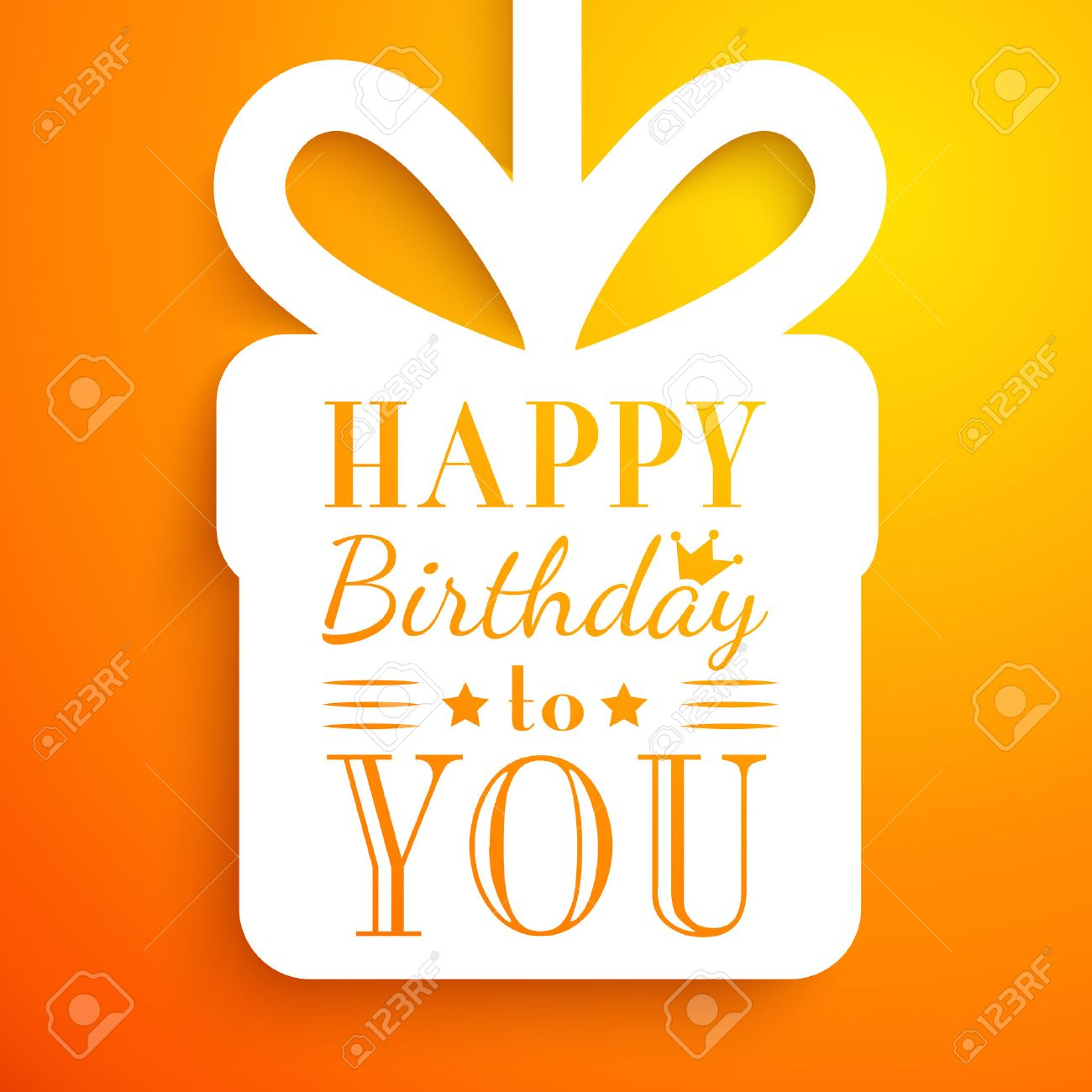 Happy birthday card typography letters font type editable for happy birthday card typography letters font type editable for happy birthday party invitation thecheapjerseys Images