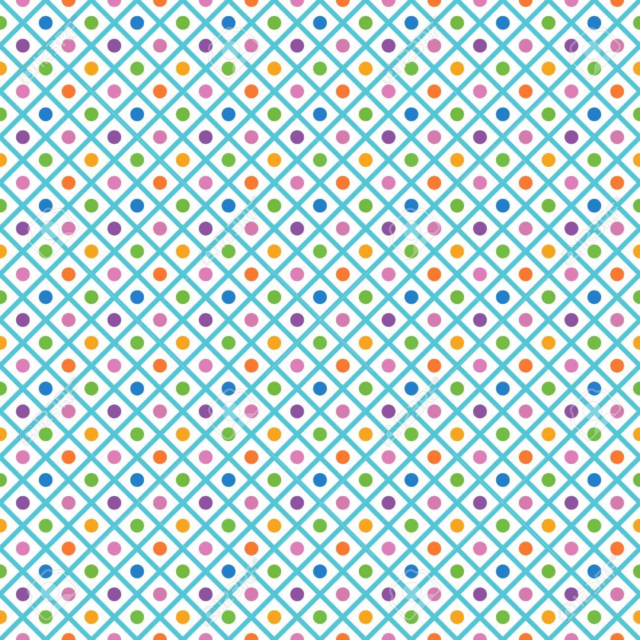 Helle Bunte Nahtlose Muster Für Baby Stil Vektor Illustration Für