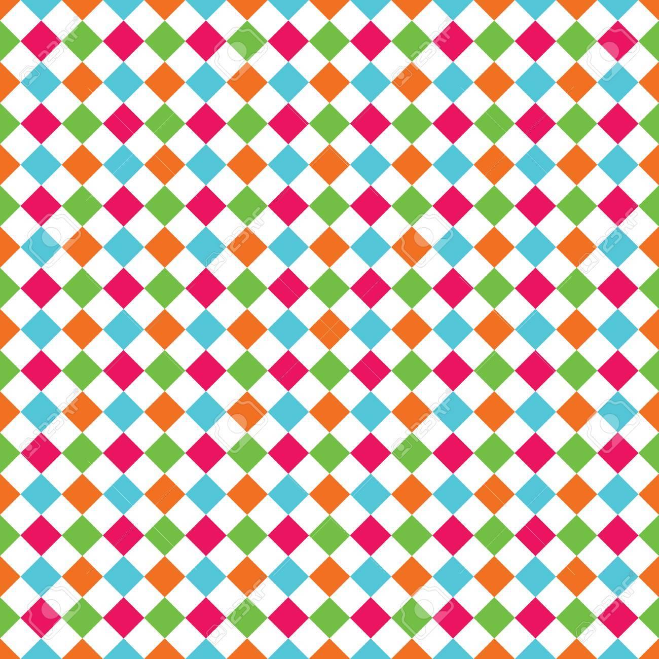 Helles Buntes Nahtloses Muster Für Babyart Vektor Illustration Für
