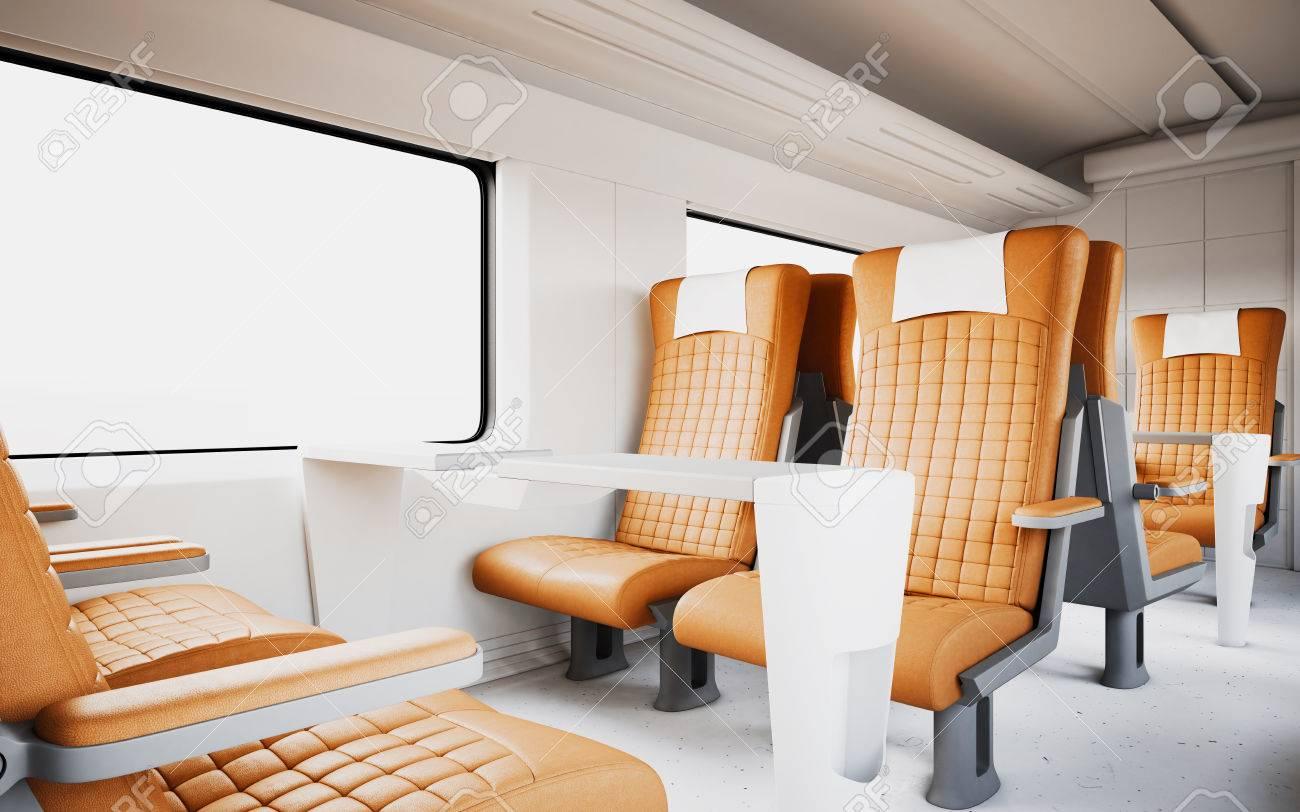 Sensational Comfortable Modern Orange Color Leather Armchair Inside Business Machost Co Dining Chair Design Ideas Machostcouk