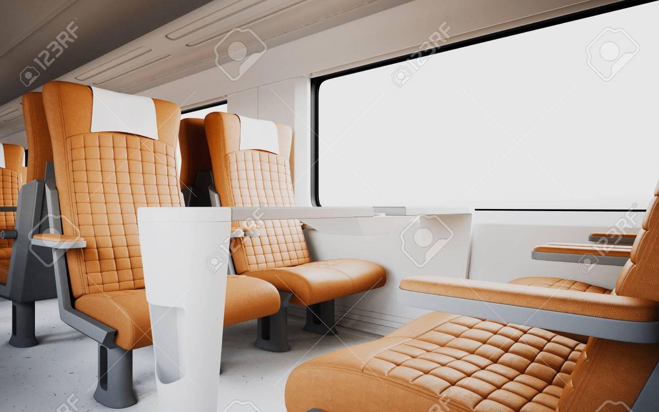 Niemand Gemütlich Moderne Orange Farbe Leder-Sessel Inside Business ...