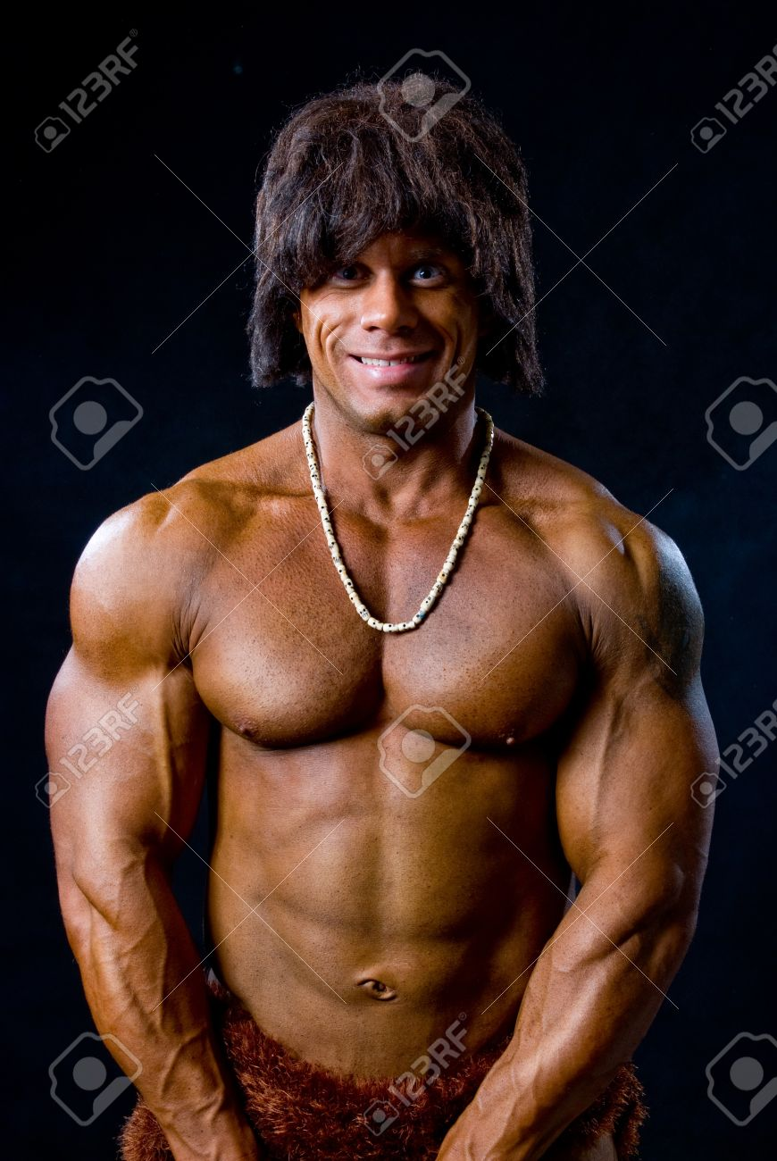 Gay muscle man