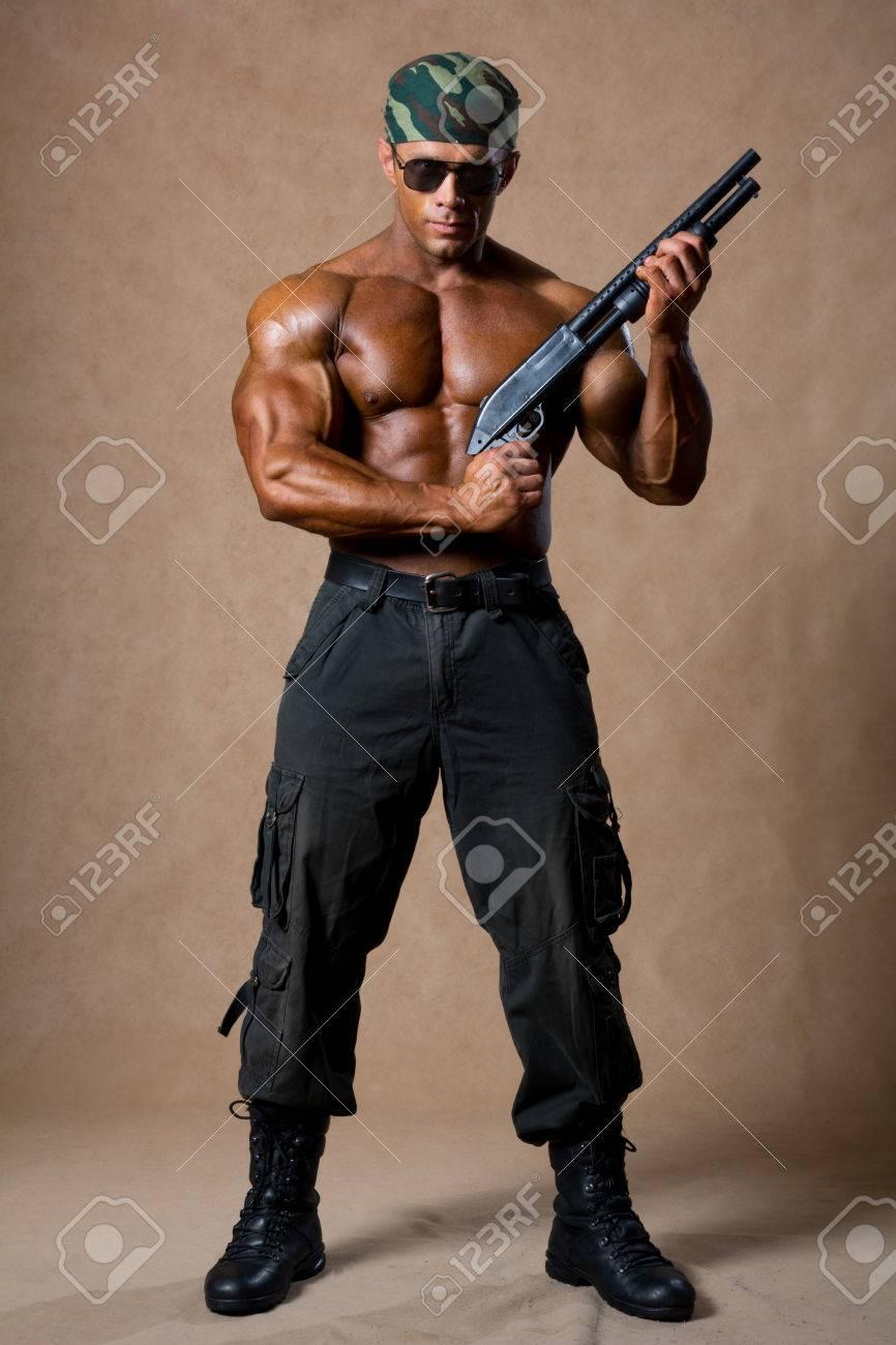 Смотреть на мускулистых парней 20 фотография