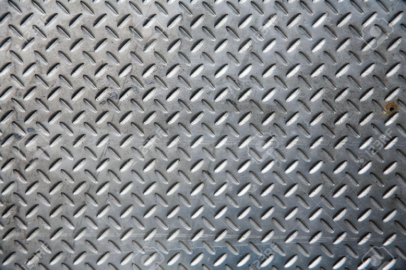 Seamless steel diamond plate texture Stock Photo - 13326685